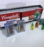 LGB 40 Fuss Boxcar Campbells  (sehr guter Zustand)