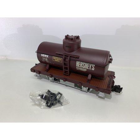 Aristo Craft 20 Fuss Hershey's Tankwagen (wie neu)