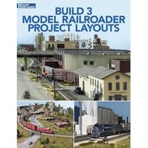 Build 3 Model Railroader Project Layouts