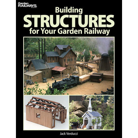 Kalmbach Building Structures for Your Garden Railway
