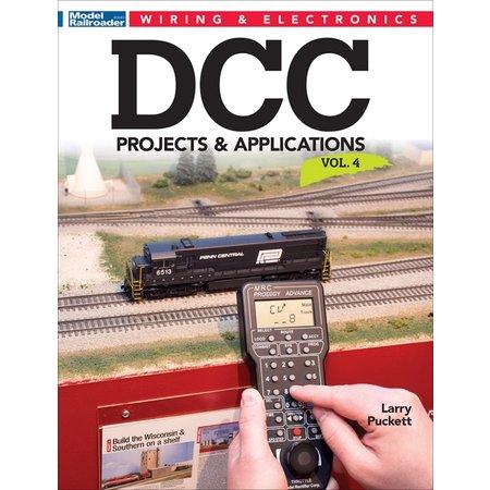 Kalmbach DCC Projects & Applications Vol.4