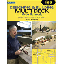 Designing and Building Multi-Deck Model Railroads