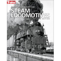 Guide to North American Steam Locomotives - Revised Edition
