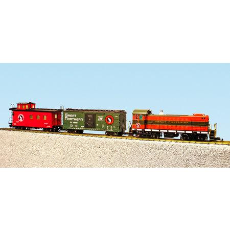 USA TRAINS Great Northern S4 Diesel Startset