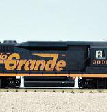 USA TRAINS GP 30 Rio Grande