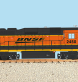 USA TRAINS GP 30 BNSF Speed Lettering