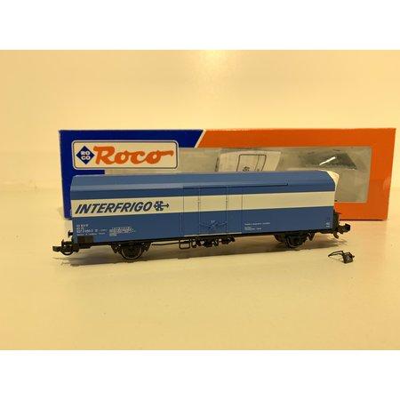 "Roco Kühlwagen ""Interfrigo"""