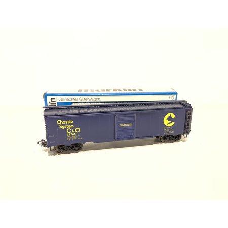 Märklin Gedeckter Güterwagen Chessie System sehr guter Zustand