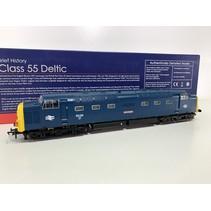 """Bachmann Class 55 """"Ballymoss"""" DCC/Sound Top Zustand"""