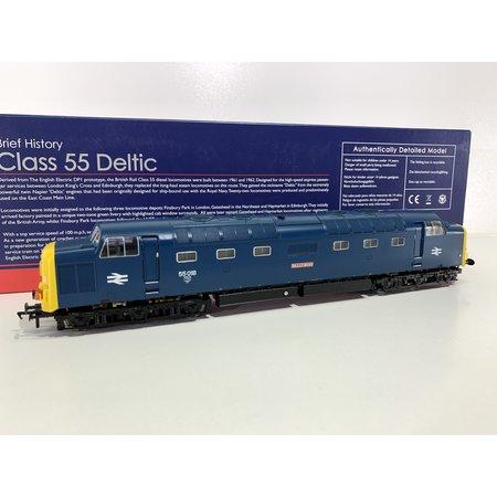 """Bachmann Bachmann Class 55 """"Ballymoss"""" DCC/Sound Top Zustand"""