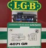 LGB Garden Railway Convention Caboose, San Francisco