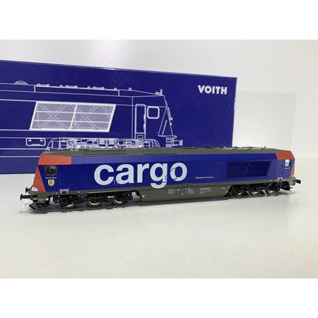 Voith Maxima 40CC Cargo Domat/Ems  DCC/Sound wie neu