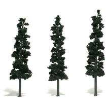 Baum (Fertigmodell) - Nadelbaumgrün 3er Pack (groß)