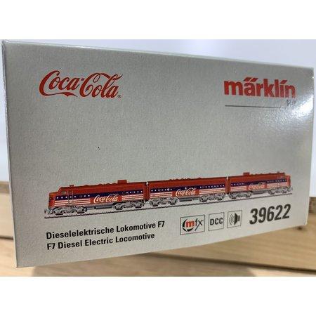 Märklin 39622 digital/Sound Dieseleinheit F7 (wie neu)