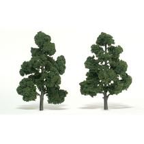 Baum (Fertigmodell) - Mittelgrün 2er Pack  III