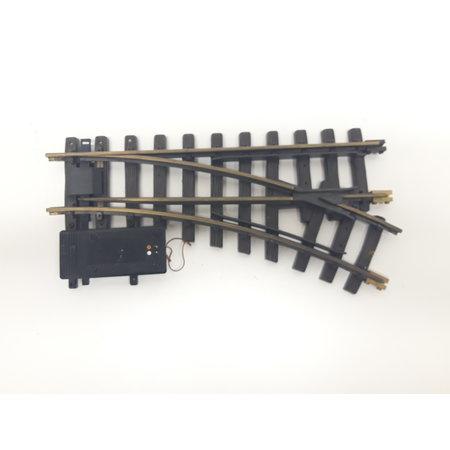 LGB Elektrische Weiche rechts, R1, 30° digital (gebraucht)