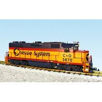 GP 38-2 Chessie System