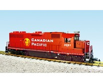GP 38-2 Canadian Pacific