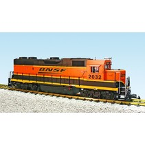 GP 38-2 BNSF (Speed Lettering)