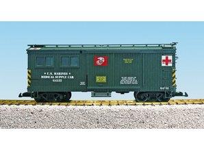 USA TRAINS US Marines Medical Car