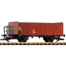 G Offener Güterwagen mit Bremserbühne