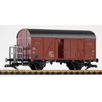 G Gedeckter Güterwagen mit Bremserbühne