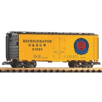 G Güterwagen D&RGW