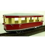 Train Line Triebwagen HSB T1, DCC, Sound
