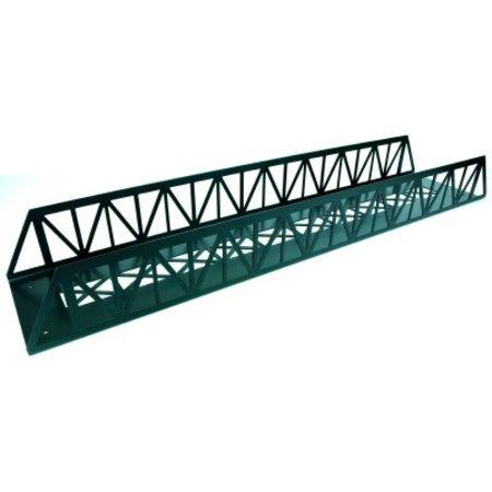 Train Line Brücke Stahl, gerade 90cm