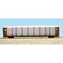 Bi-Level Auto Carrier ATSF