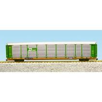Bi-Level Auto Carrier Burlington Northern