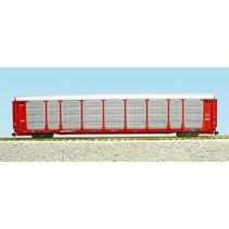Bi-Level Auto Carrier Soo Line