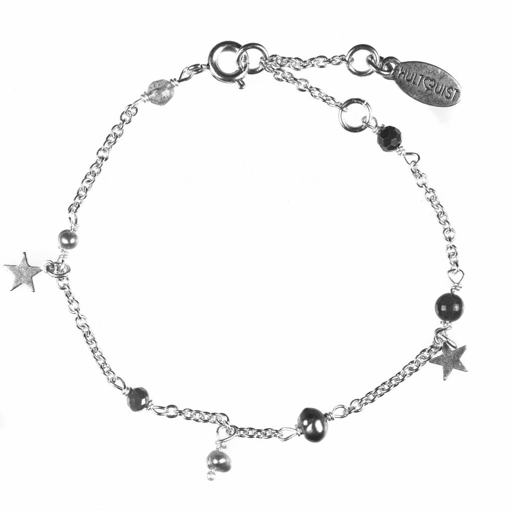 Hultquist silverplated bracelet