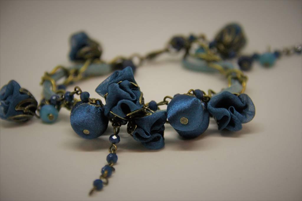 Ana Popova Jade bracelet