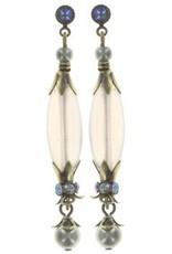 Konplott Earrings Arsenic in Old Lace light pastel