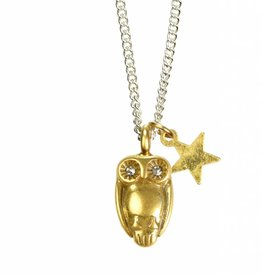 Hultquist Tawny owl  Hultquist necklace
