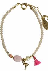 Hultquist Armband van Hultquist  met pelikaan