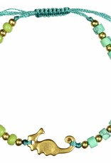 Hultquist Hultquist bracelet with seahorse pendant