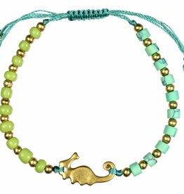 Hultquist Armband met zeepaardje