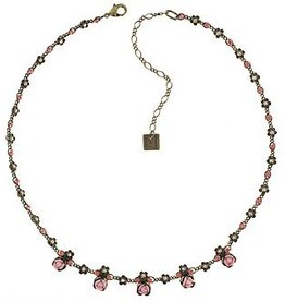 Konplott Ketting 'Revival of icing flower'