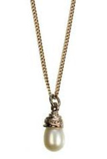 Hultquist Rosé goldplated Hultquist necklace