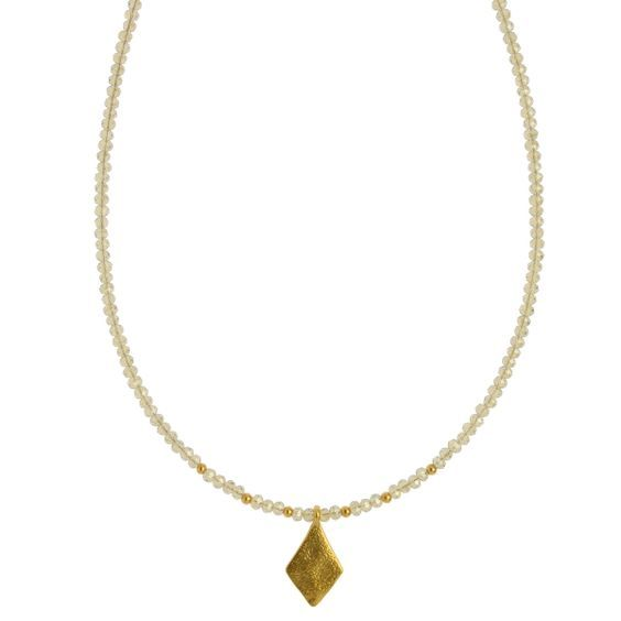 Hultquist Goldplated Hultquist necklace