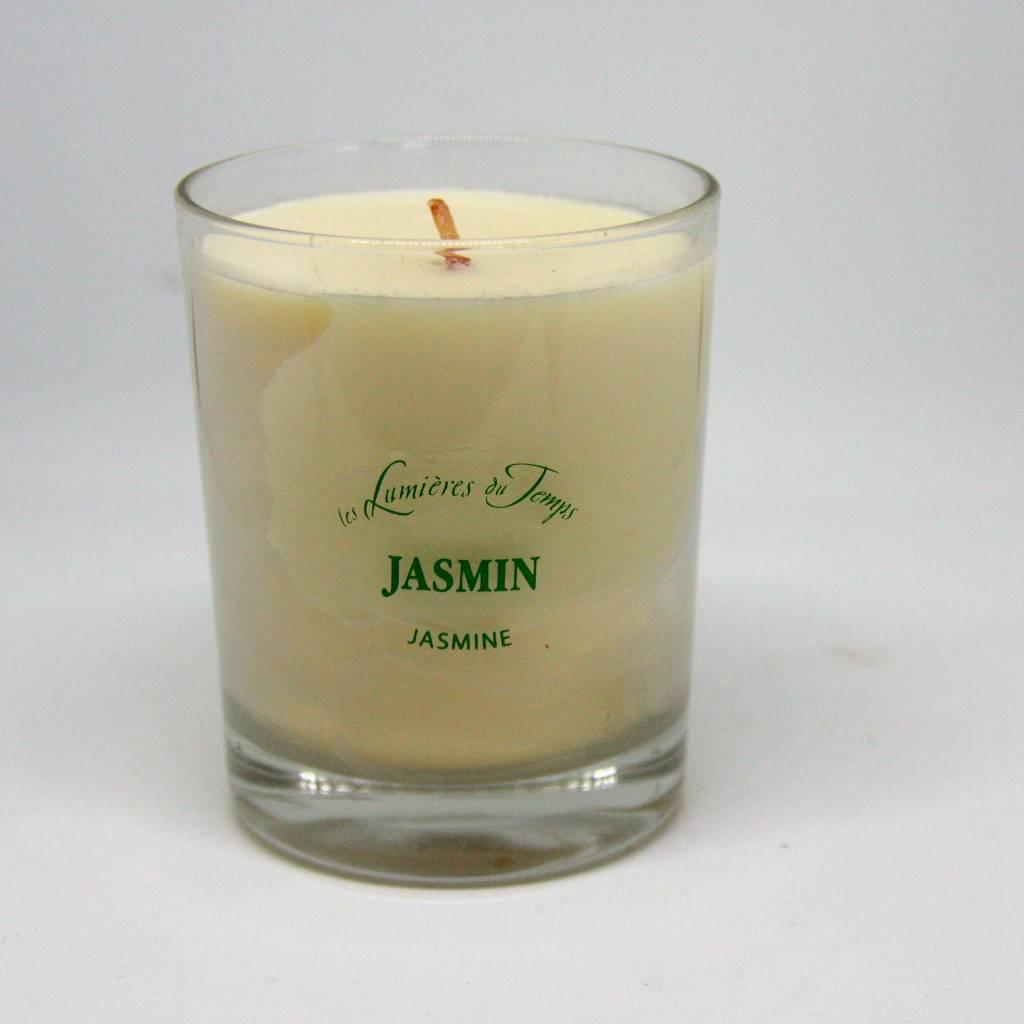 Les lumières du temps Scented candle  jasmin