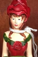 Meander Flower girl
