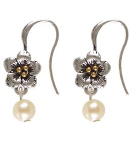 Hultquist Flower earrings