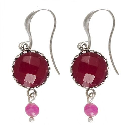 Hultquist Pink Hultquist earrings
