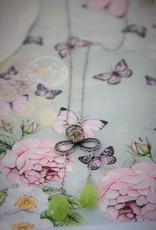 Yvone Christa Zilveren ketting uit de Fantasia collectie