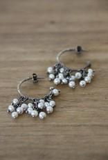 Carré Jewellery Pearl earrings