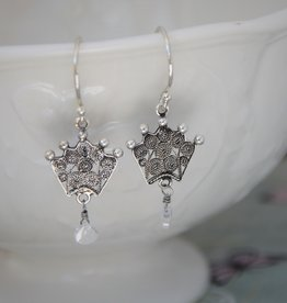 Yvone Christa Filigree Yvone Christa earrings