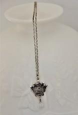 Yvone Christa Fine Yvone Christa necklace with filigree pendant
